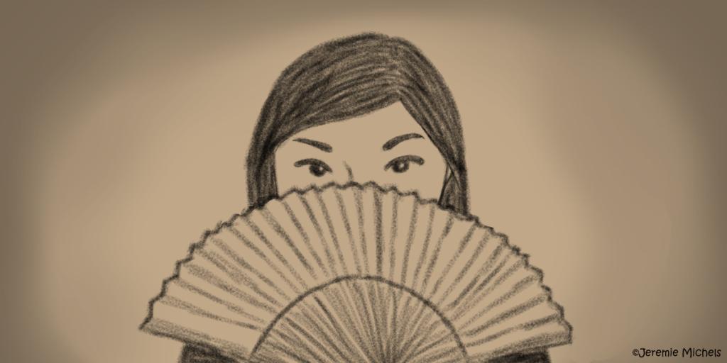 Kuchisake Onna   Yokai
