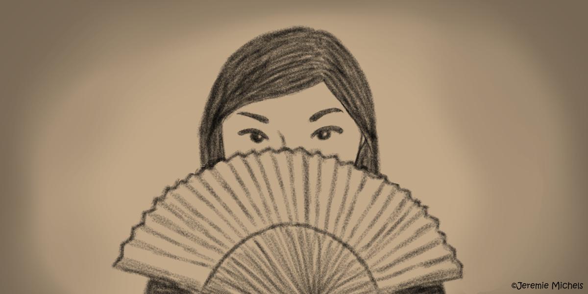 Kuchisake Onna | Yokai