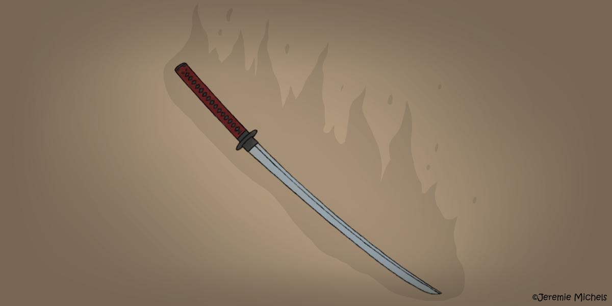 Muramasa Schwert